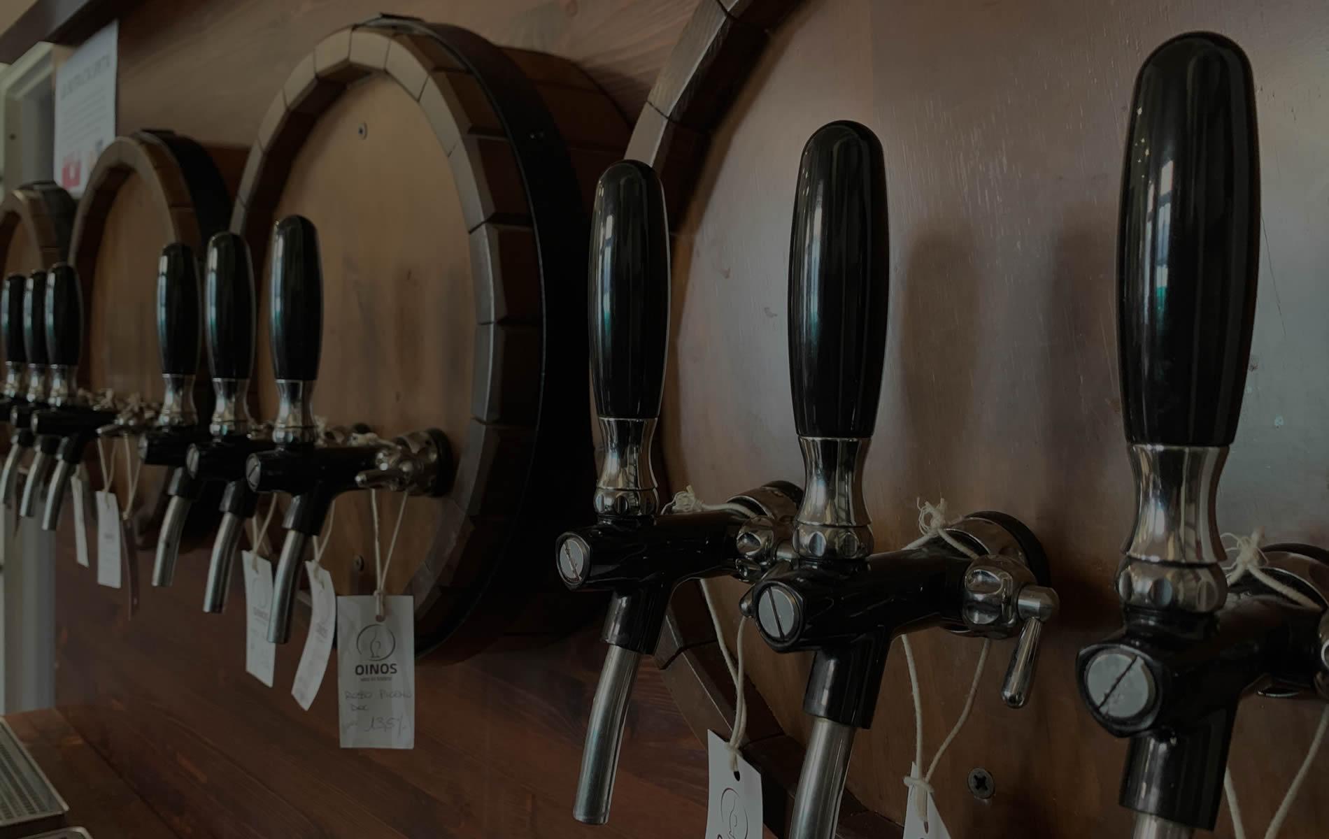 I nostri vini sfusi